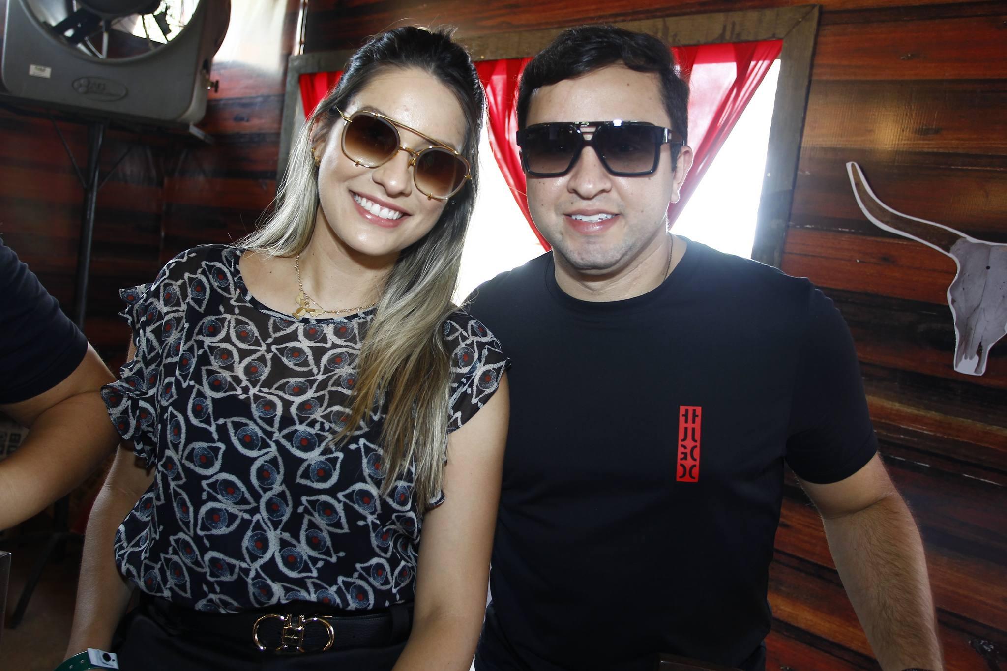 Camila Morais E Jason Gomes