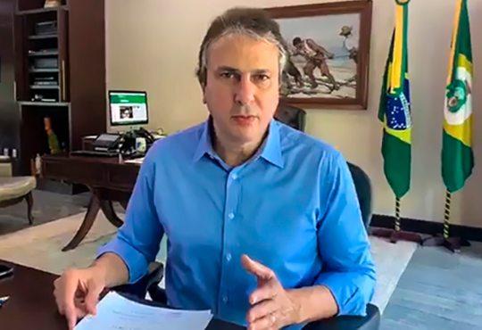 Governo do Ceará investe R$ 245 milhões no combate ao coronavírus no Estado