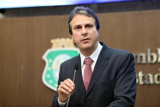 Camilo pede à Assembleia Legislativa celeridade para adquirir produtos e serviços visando combater a pandemia