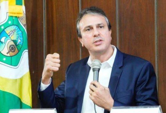 Camilo Santana anuncia a aquisição de 600 novas UTIs para atender à população