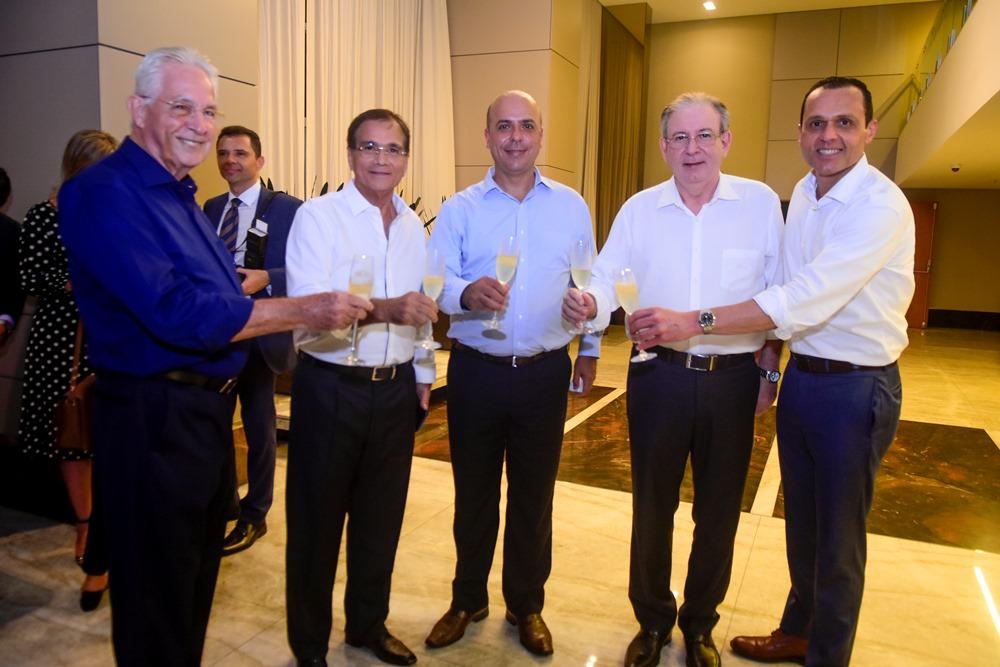 Carlos Prado, Beto Studart, Carlos Alexandre Da Costa, Ricardo Cavalcante E Eduardo Garcez (1)