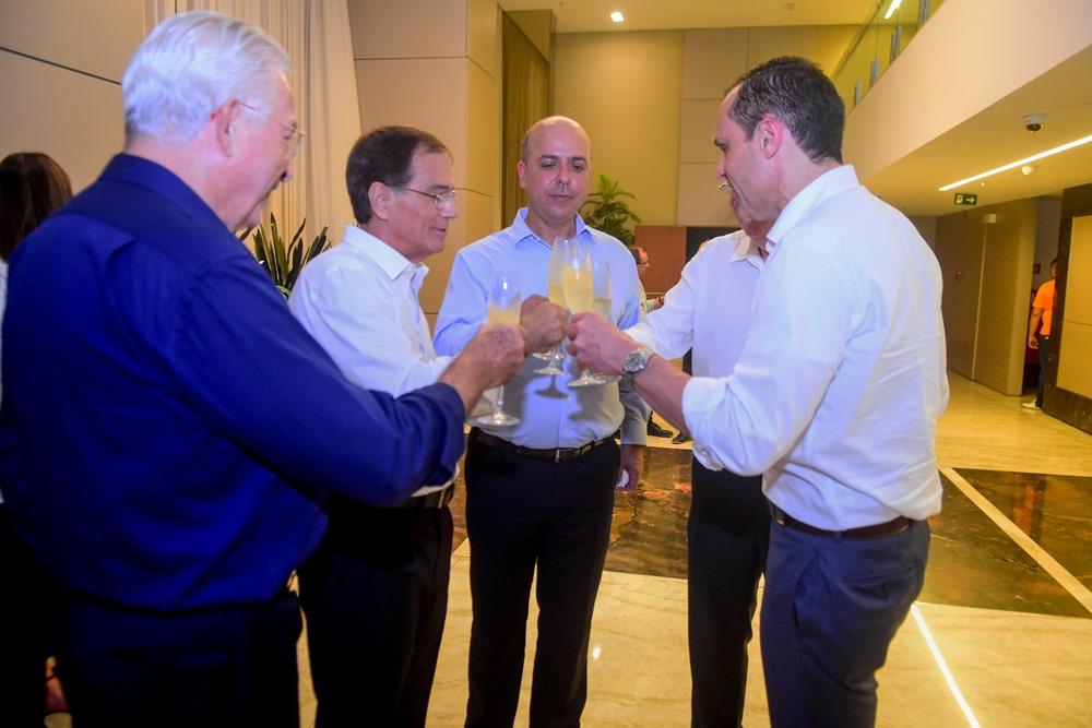 Carlos Prado, Beto Studart, Carlos Alexandre Da Costa, Ricardo Cavalcante E Eduardo Garcez (3)