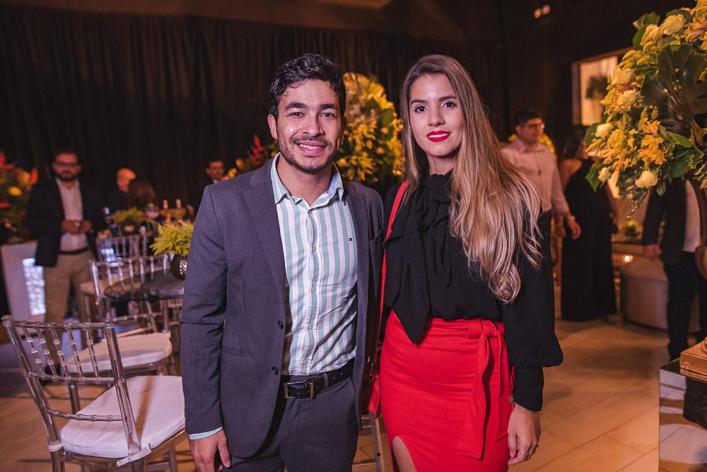 Carlos Silva E Esmina Filizola