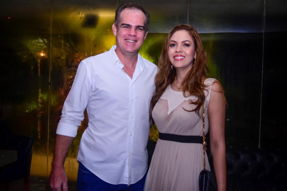 Célio Gurgel E Ana Flávia Torquato
