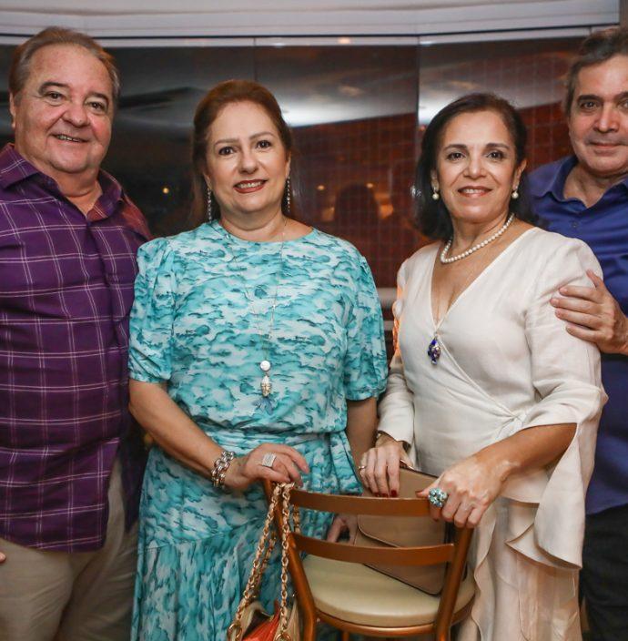 Chiaquinho E Cristina Aragao, Elusa E Totonho Laprovitera