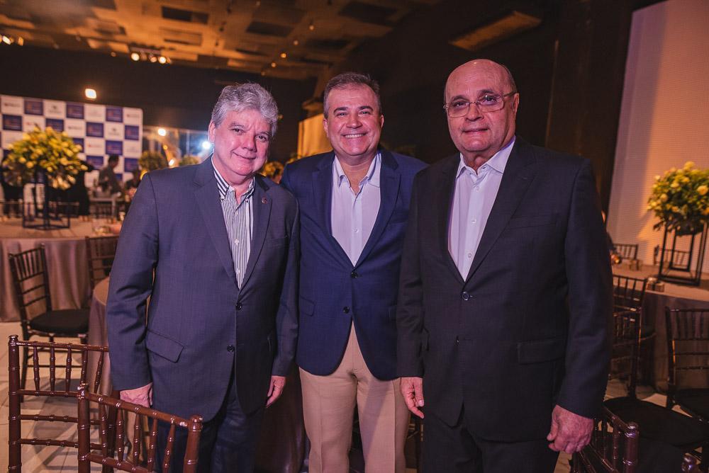 Chico Steves, Ricardo Bezerra E Fernando Cirino