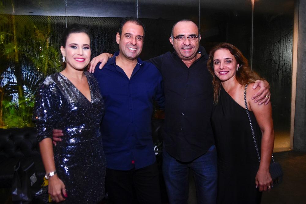 Cibele E Fábio Campos, Eduardo E Alessandra Martins