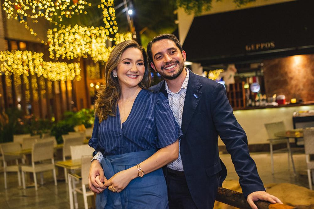 Cinthia Braga E Rafael Holanda