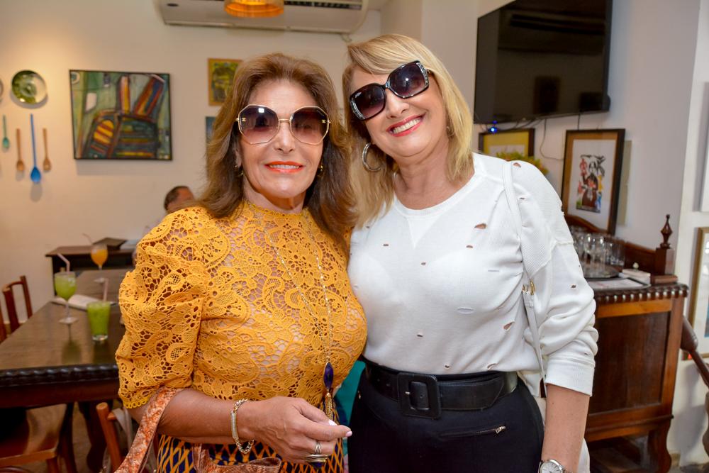 Claudia Meireles E Rossana Alencar