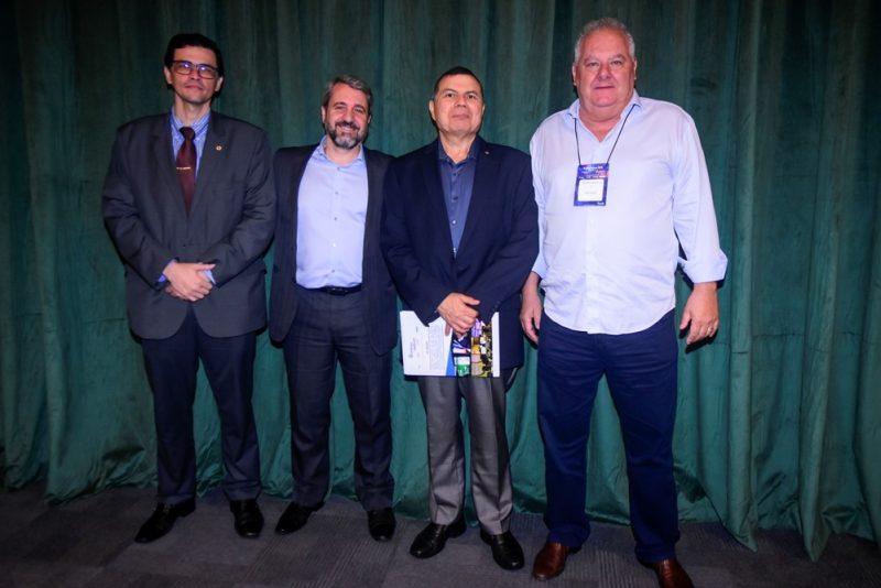 Claudio Bannwart, Paulo Roberto Carvalho, Coronel Duarte, Giovani Mariotto