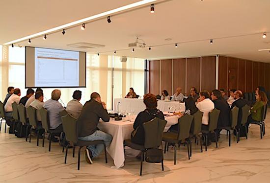Plataforma Ceará 2050 e economia do mar em debate