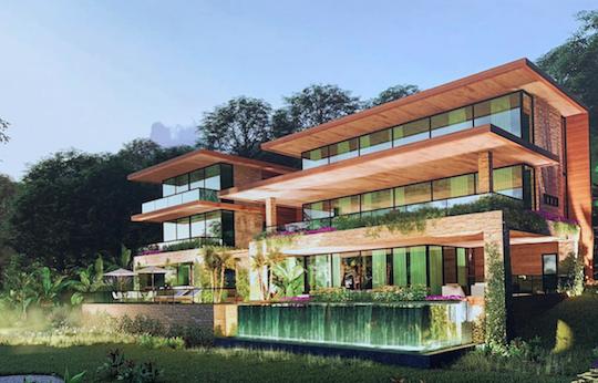 Diagonal faz pré-lançamento de condomínio em Guaramiranga