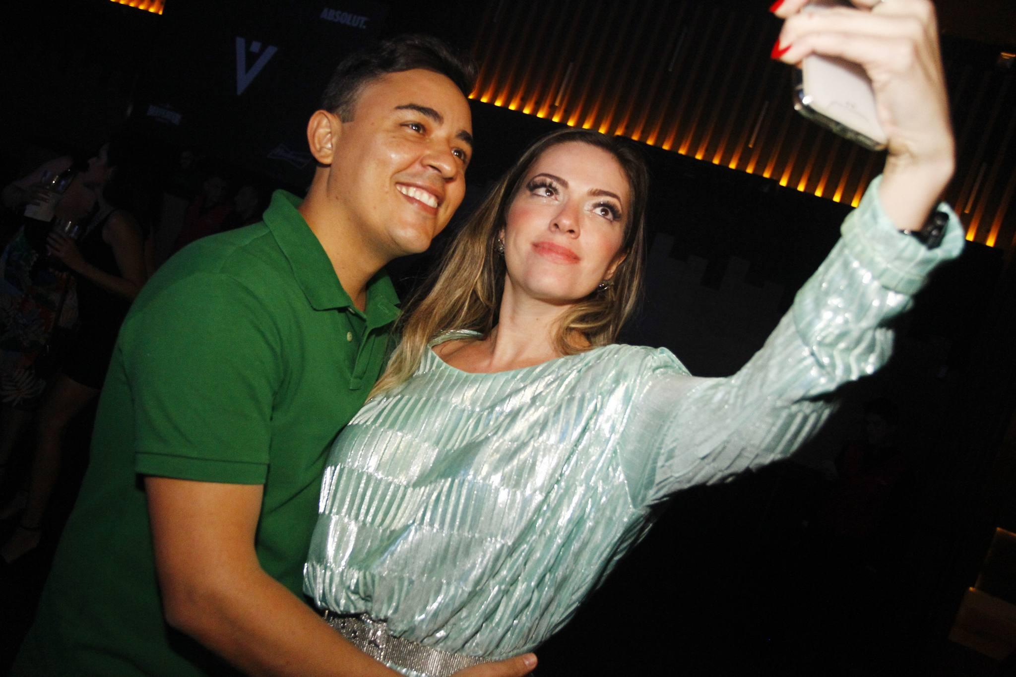 Cristiano Rodrigues E Cecilia Regadas