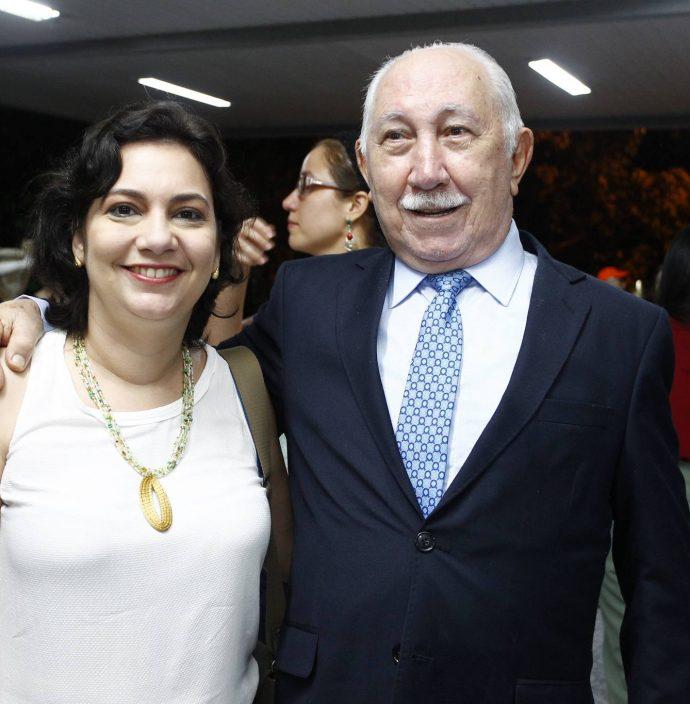 Cristina Paiva E Raimundo Silveira