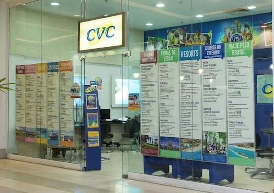 CVC contrata um empréstimo no exterior de US$ 90 milhões junto ao Citibank