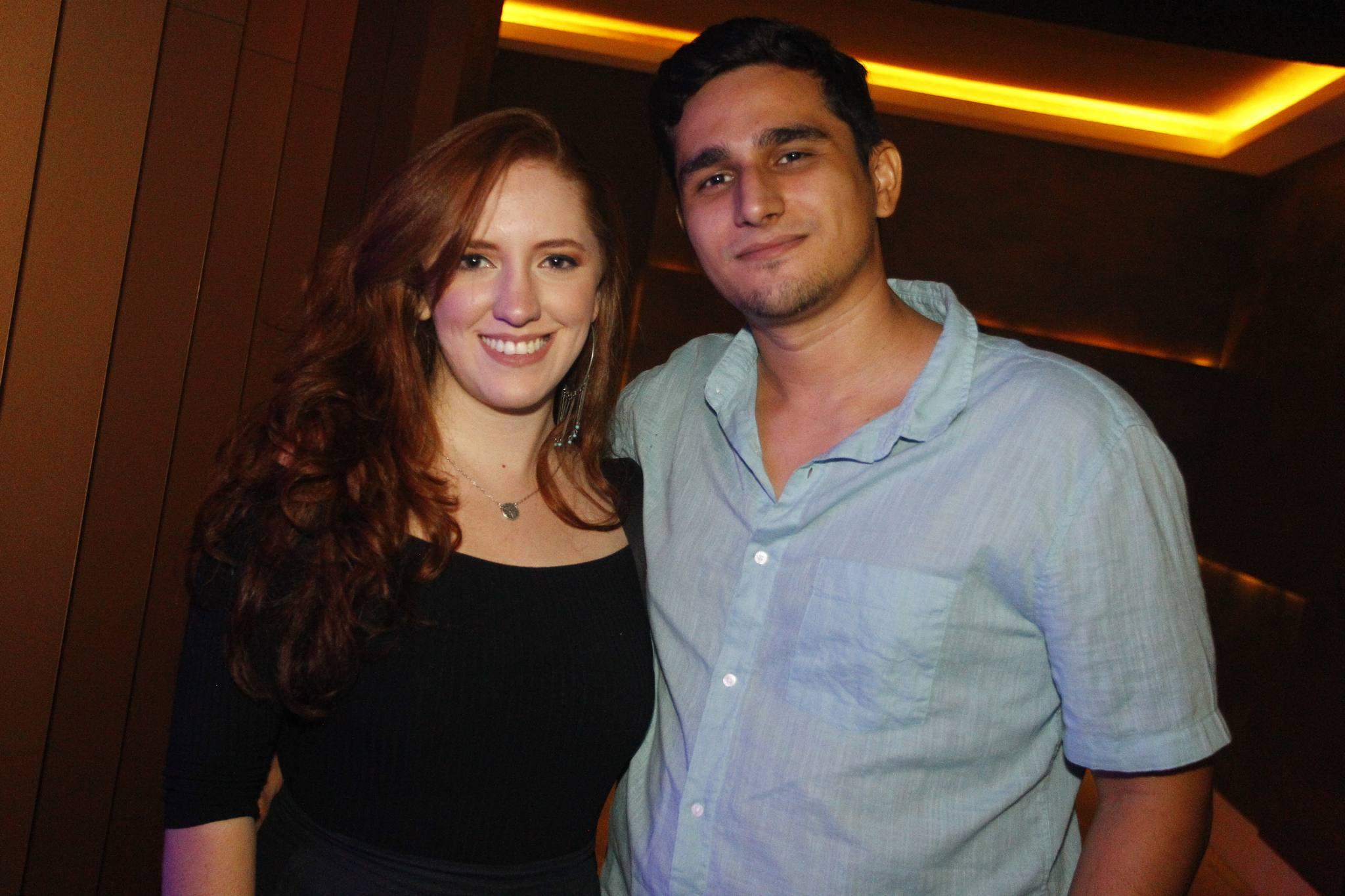 Dalila Pinto E Jorge Pinanger