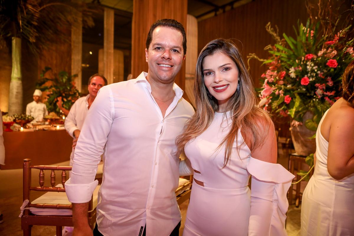 Damiao E Carolina Tenorio
