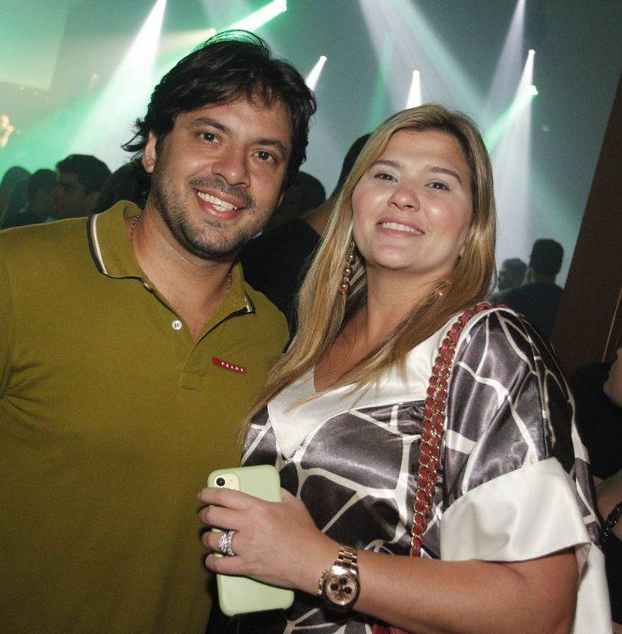 Daniel Mota E Luciana Vieira