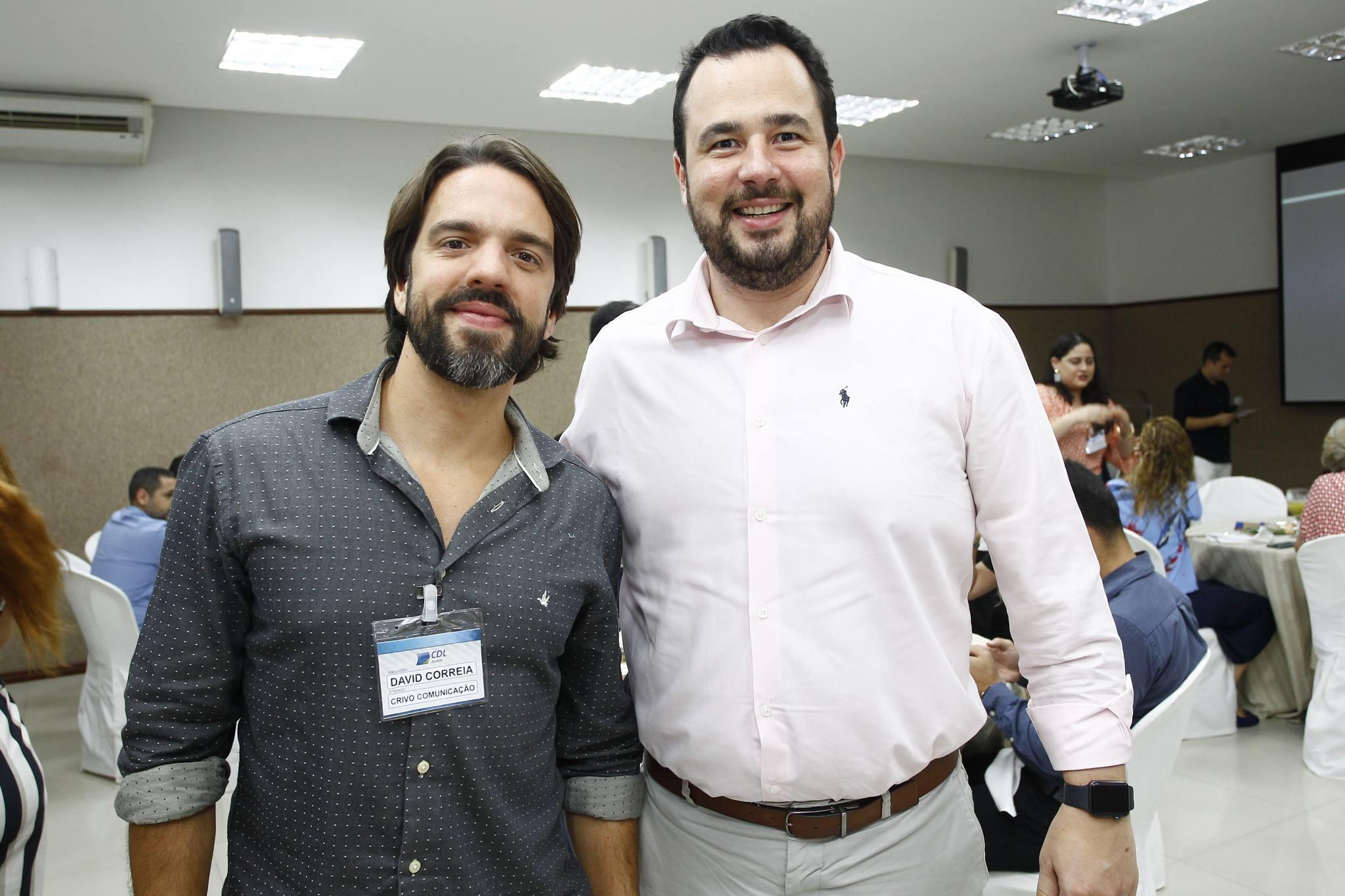 David Correa E Alexandre Alcantara