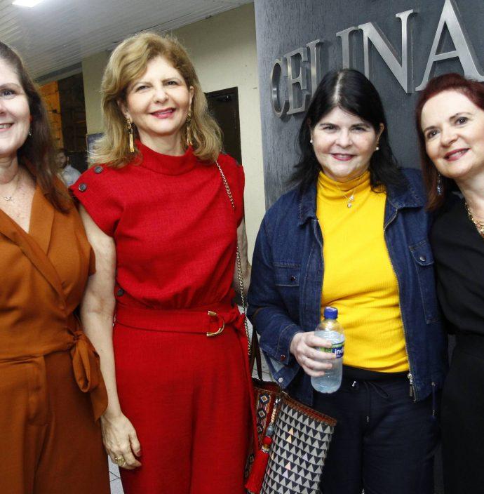 Denise Sobreira, Ivana Guedes, Patricia E Ana Juca