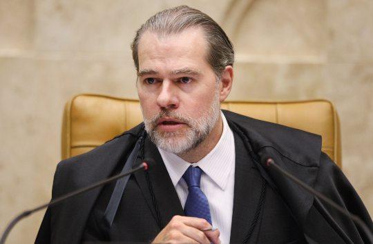 Dias Toffoli determina a suspensão de pagamento adicional a juízes do TJCE