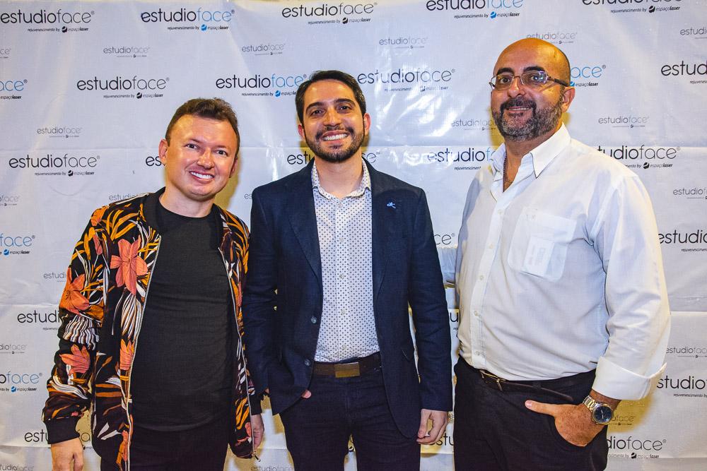 Diogo Bezerra, Rafael Holanda E Licon Nogueira