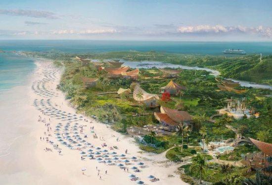 Disney investirá US$ 400 milhões em resort de luxo nas Bahamas