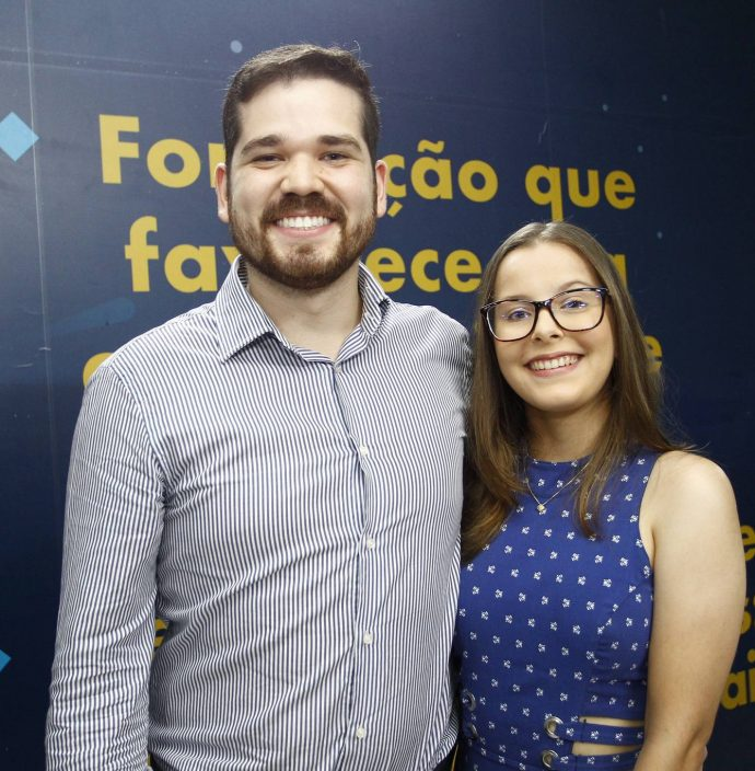 Edgar Amorim E Amanda Costa