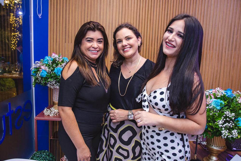 Ednusa Gomes, Flimeira Ferreira E Bruna Damasceno