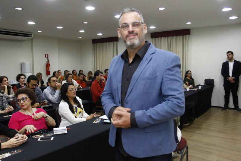 Desenvolvimento Humano - Eduardo Almeida apresenta o Método IKIGAI no Hotel Sonata de Iracema