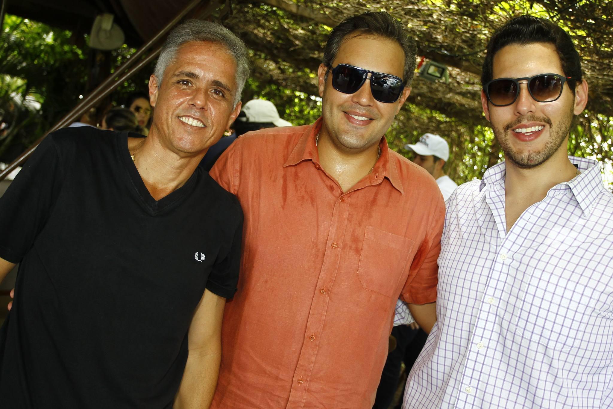 Eduardo Leal, Bruno Bastos E Gabriel Dias Branco