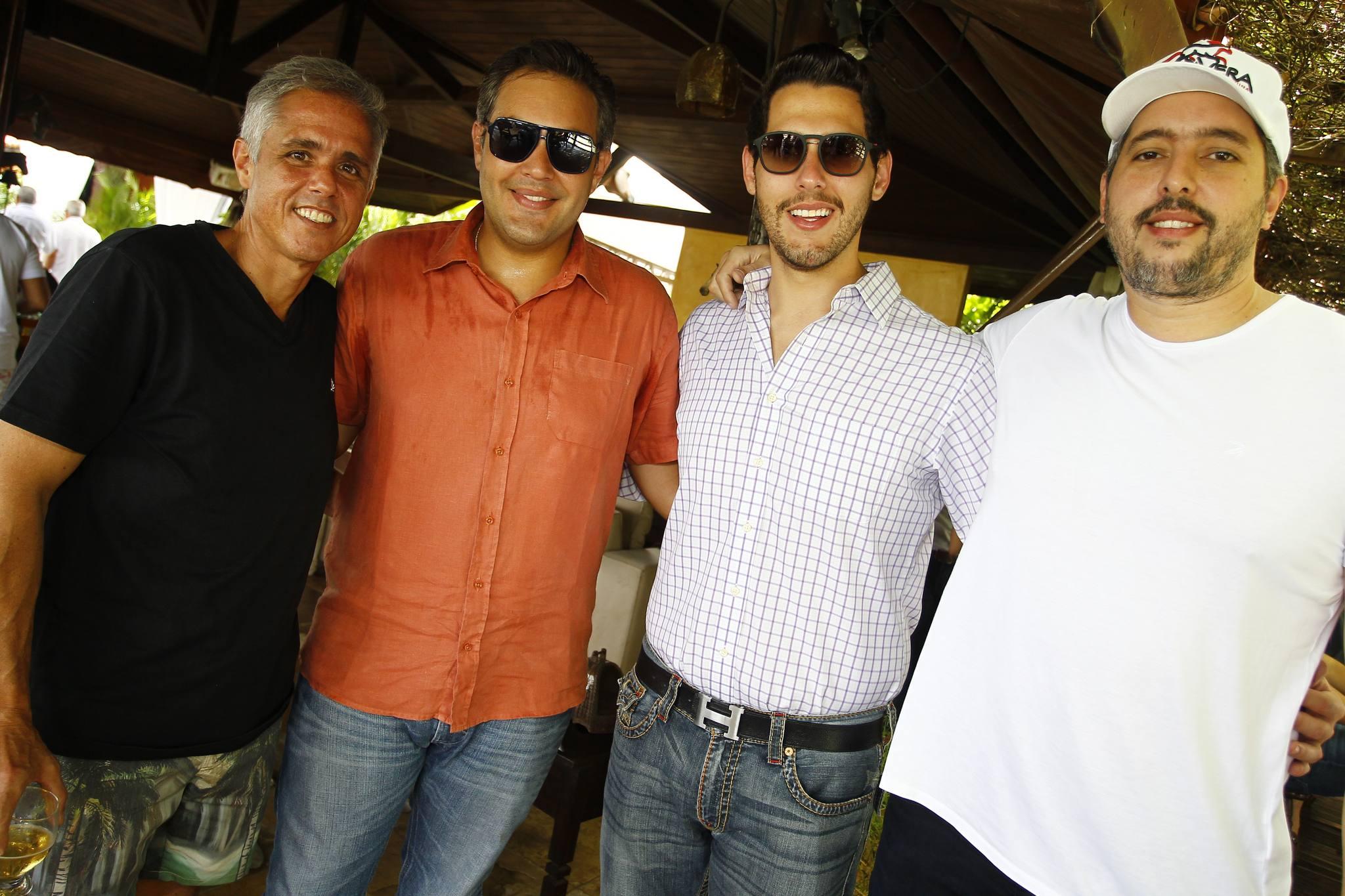 Eduardo Leal, Bruno Bastos, Gabriel Dias Branco E Tiago Leal