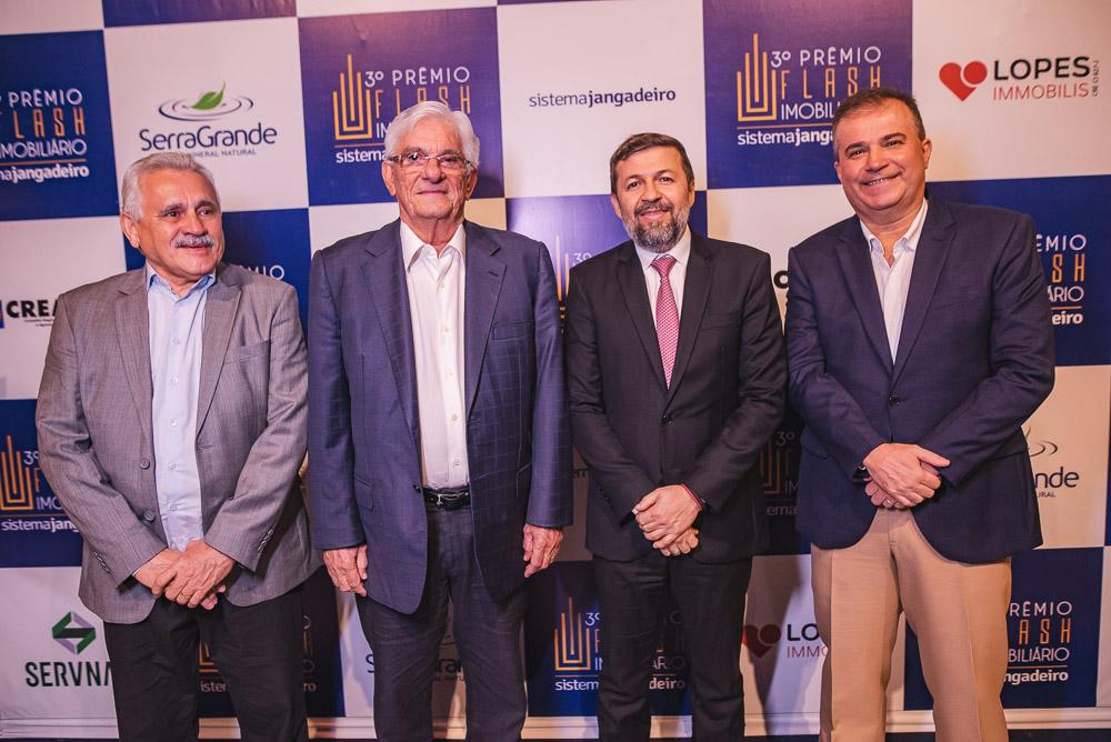 Emanuel Capistrano, Assis Machados, Elcio Batista E Ricardo Bezerra