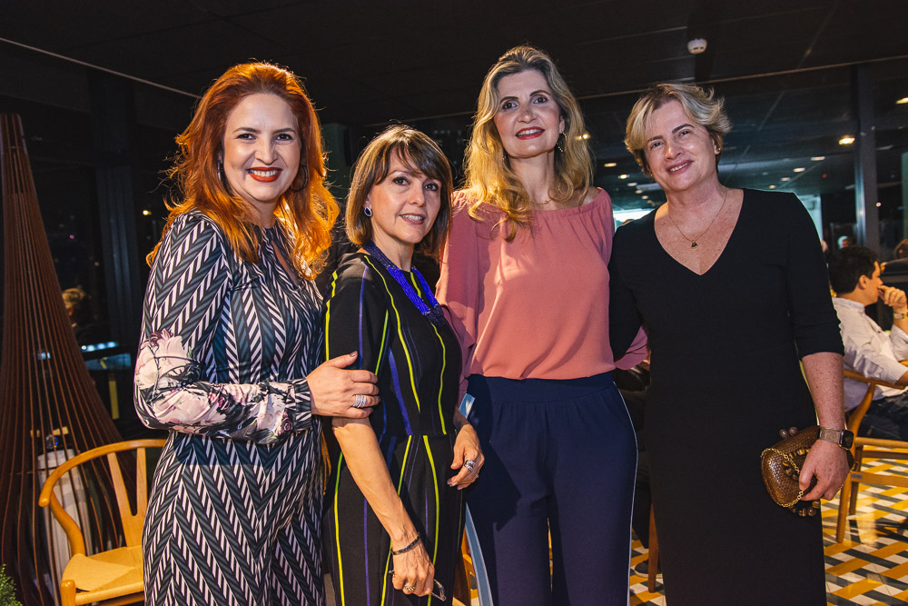 Enid Camara, Circe Jane, Laura Paiva E Eliane Bittencourt