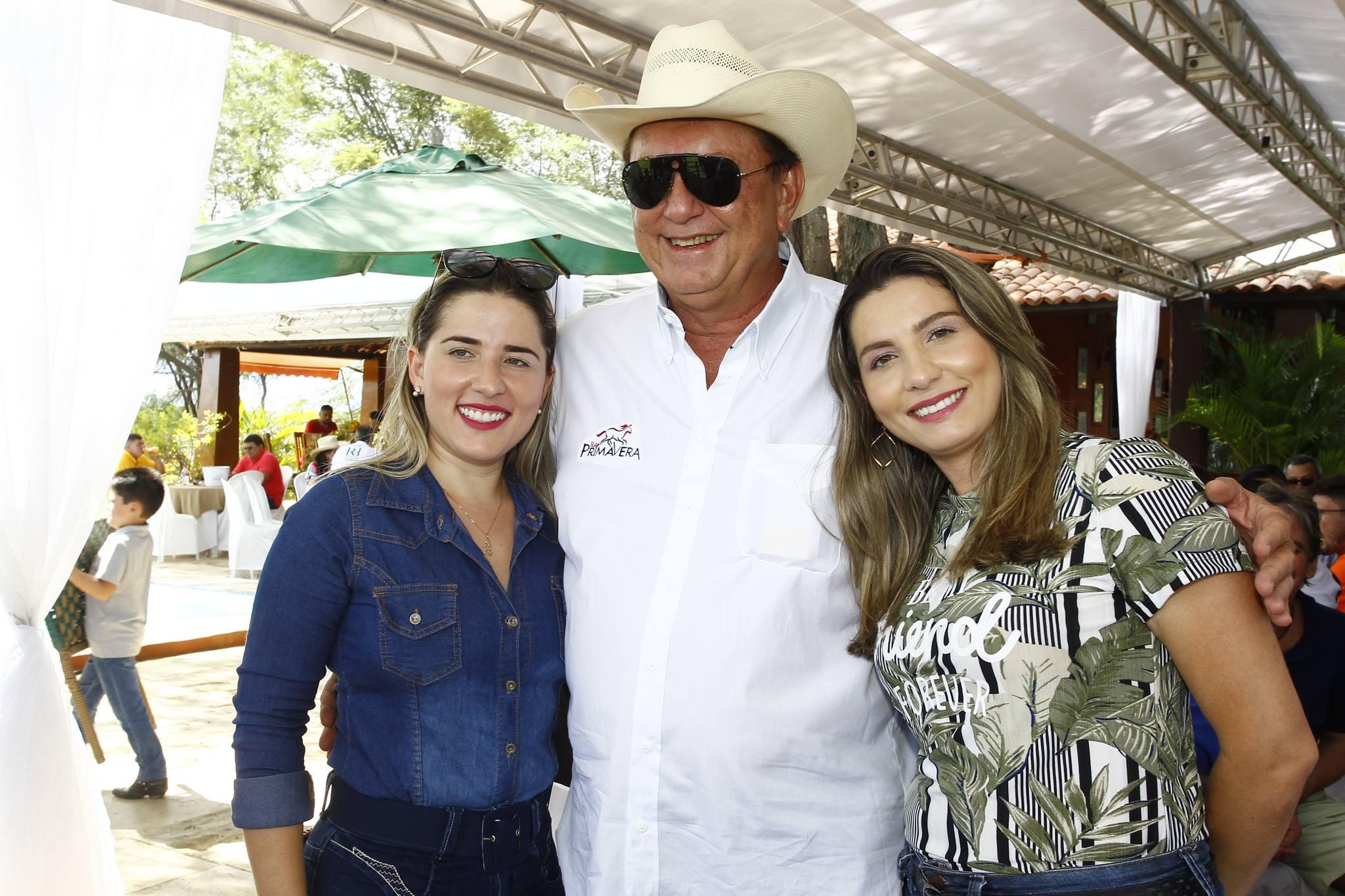 Erida Fernandes, Rafael Leal E Edna Fernandes