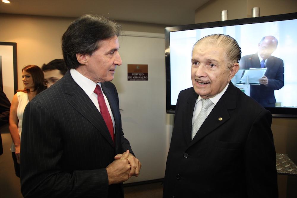Eunicio Oliveira E Mauro Benevides (2)