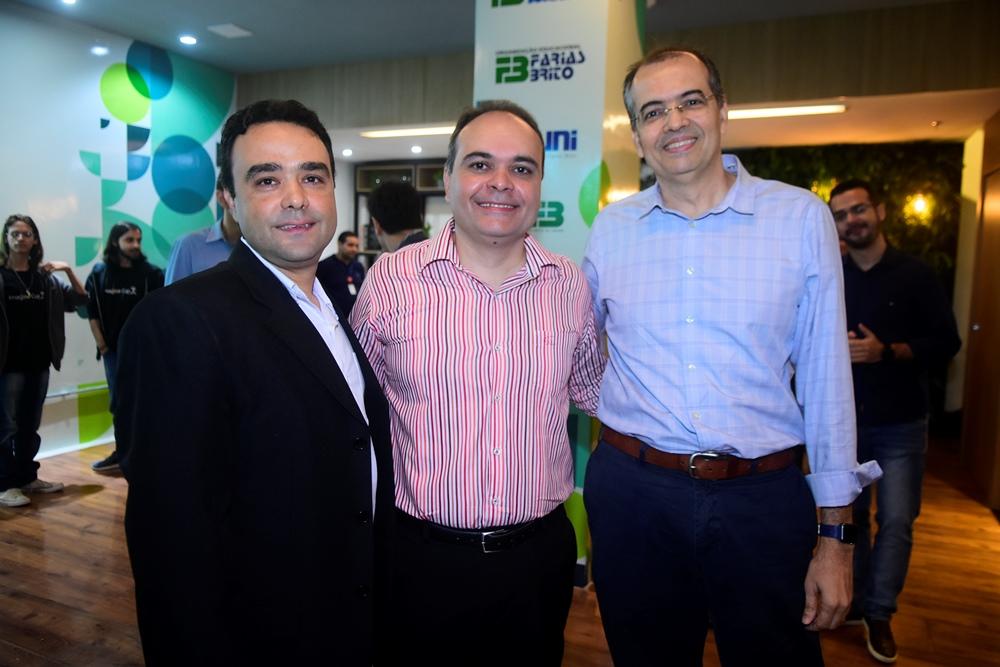 Fábio Barreto, Guilherme Ellery E Pedro Rocha
