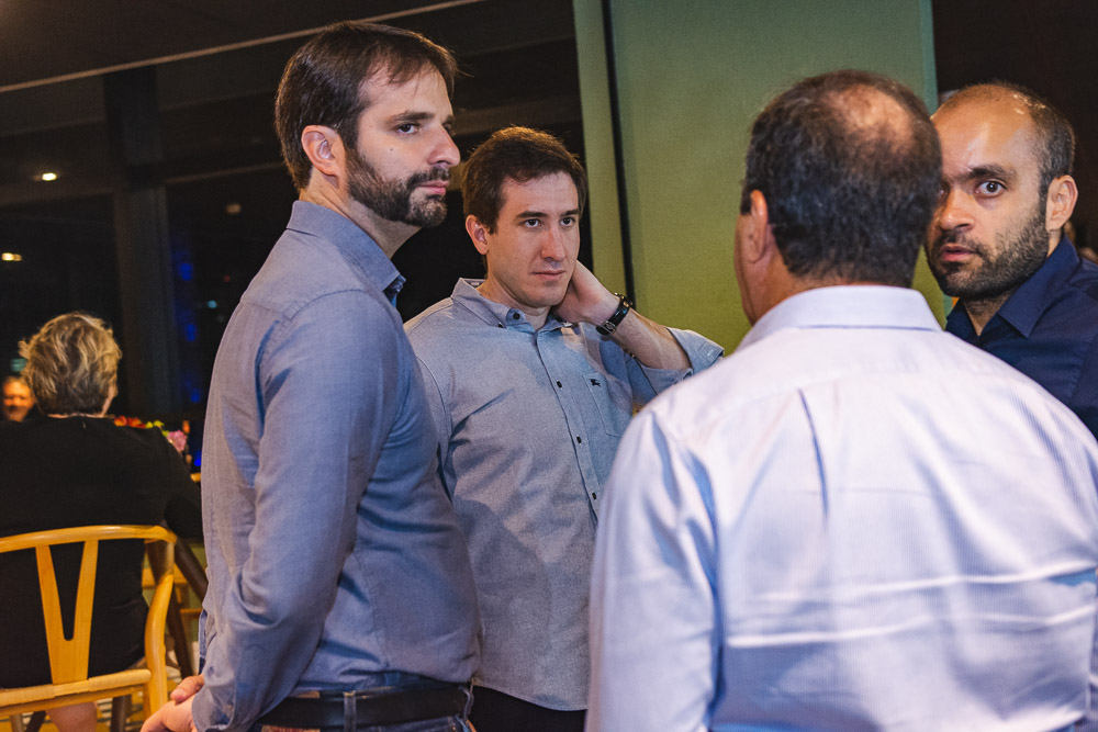 Fabio Costa, Luiz Fernando Bittencourt