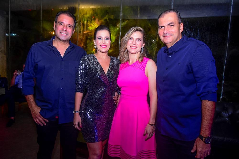 Fábio E Cibele Campos, Sofia E Alexandre Sales