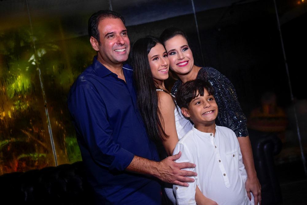 Fábio, Manuela, Cibele E Fabinho Campos