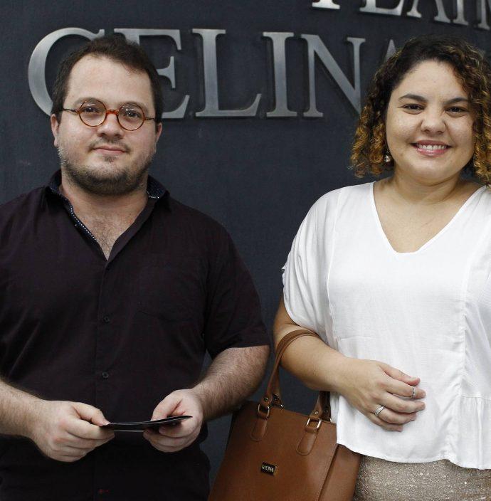 Felipe Gomes E Livia Rocha