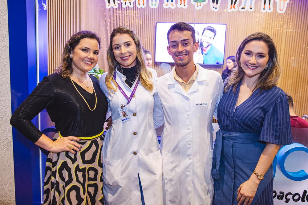 Flimeira Ferreira, Vanessa Farias, Jonatan Sousa E Cinthia Braga