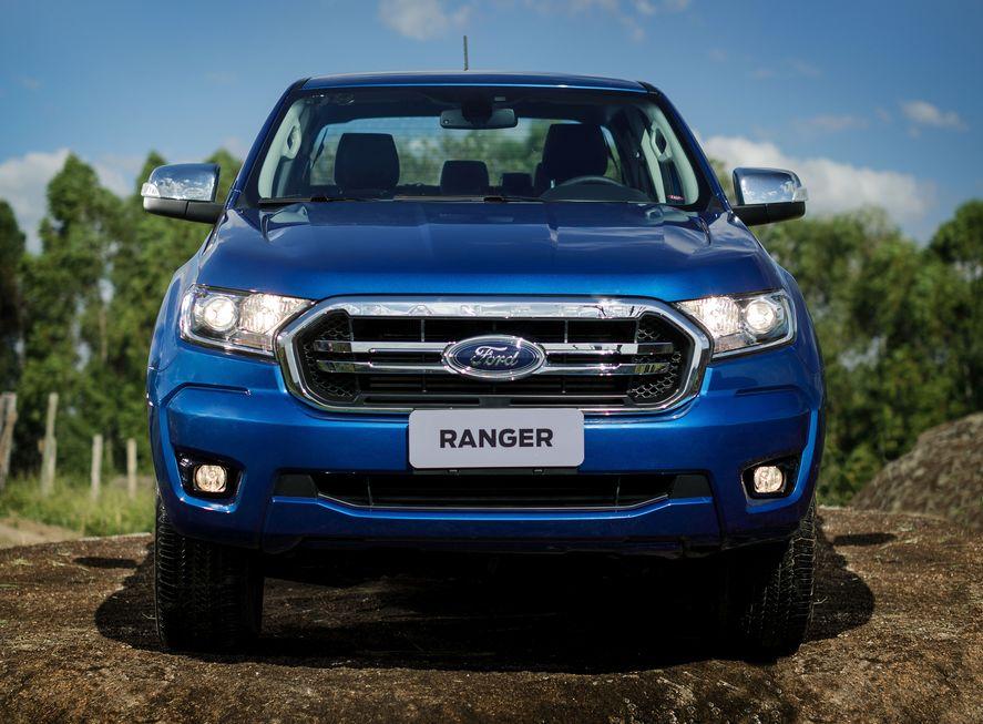 Ford amplia liderança mundial em picapes e Ranger vende bem na Jangada Ford