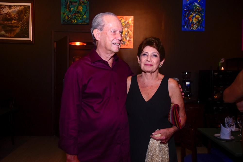Francisco De Assis E Yolanda Campos