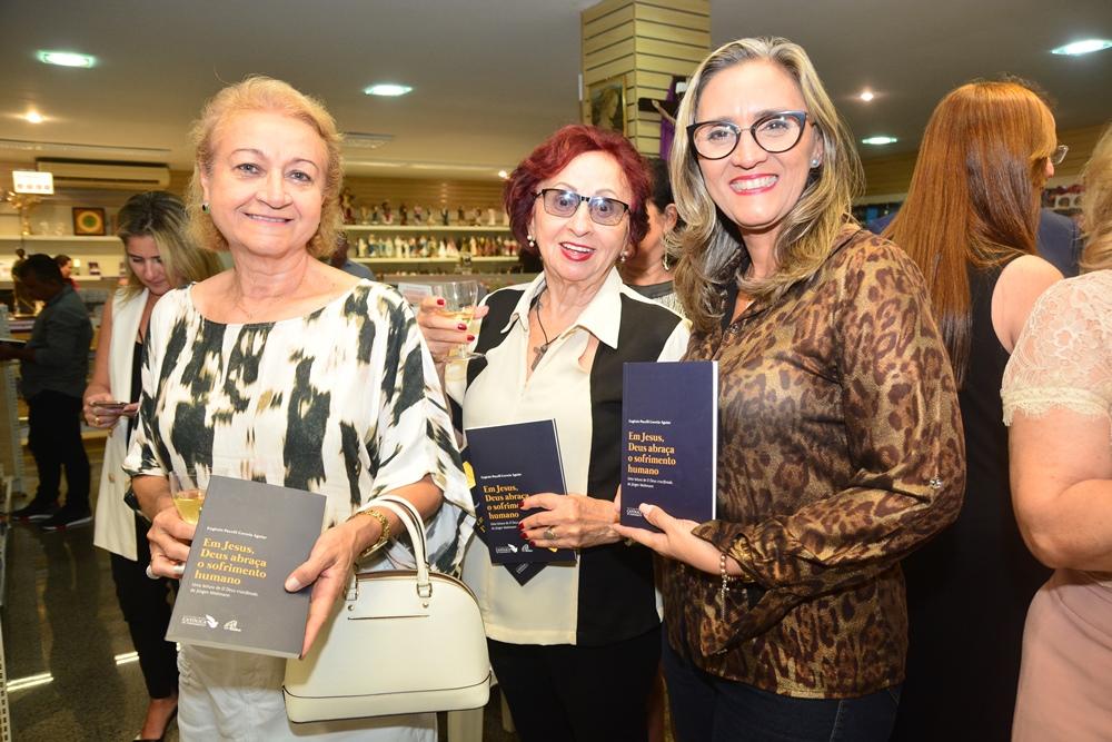 Gelsa Andrade, Margôt Braun E Sílvia Sales