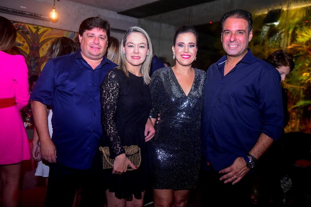 Geoge E Erika Lima, Cibele E Fábio Campos