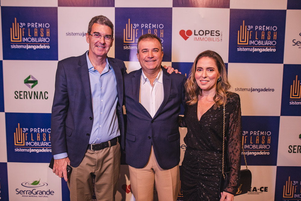 Geraldo Luciano, Ricardo Bezerra E Agueda Muniz