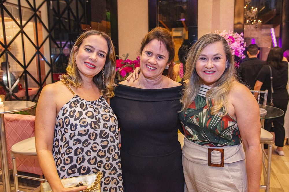 Helena Pessoa, Everlene Lima E Maria De Jesus