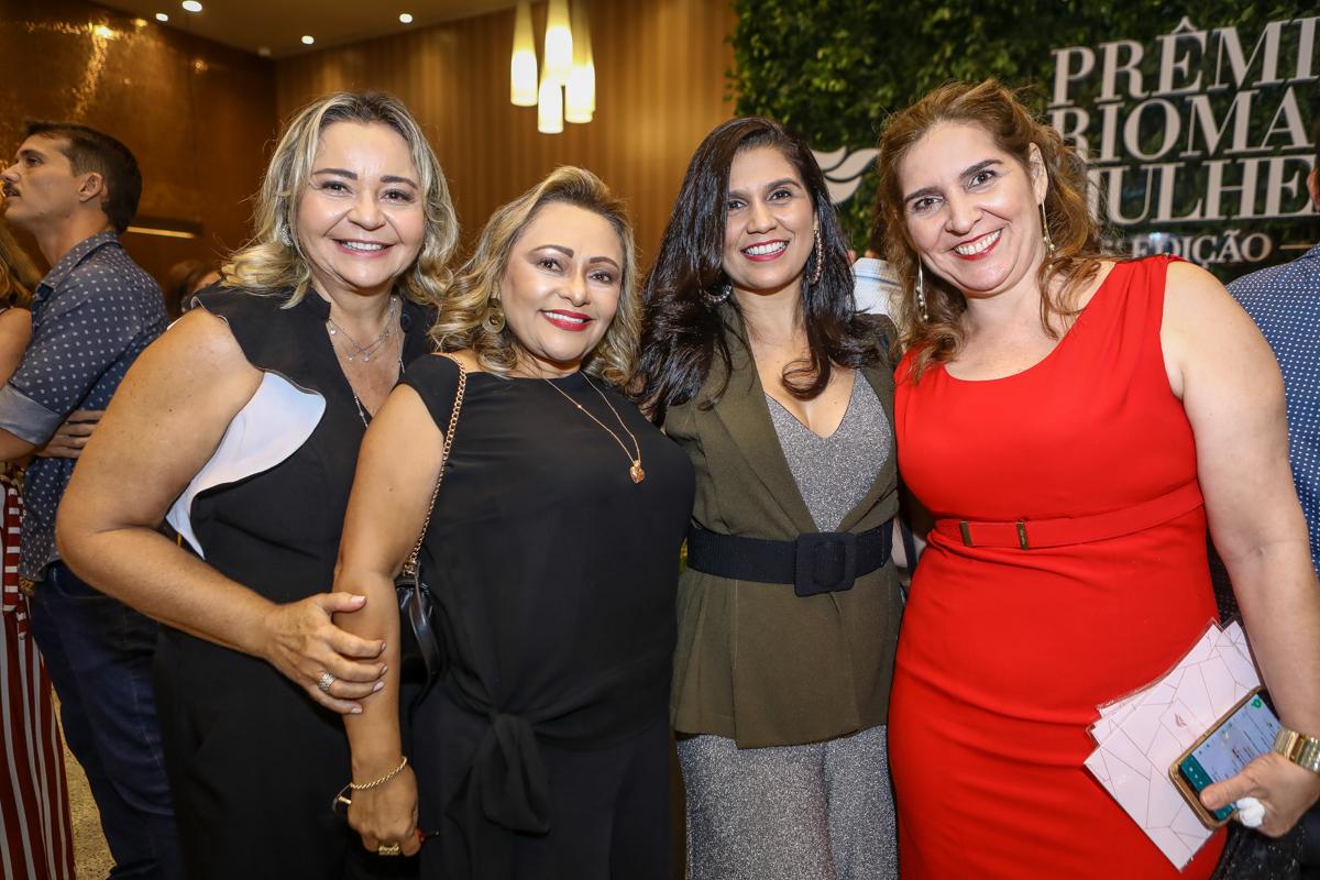 Idalia Freitas, Meire Costa Lima, Viviane Vale E Adriana Pedrosa