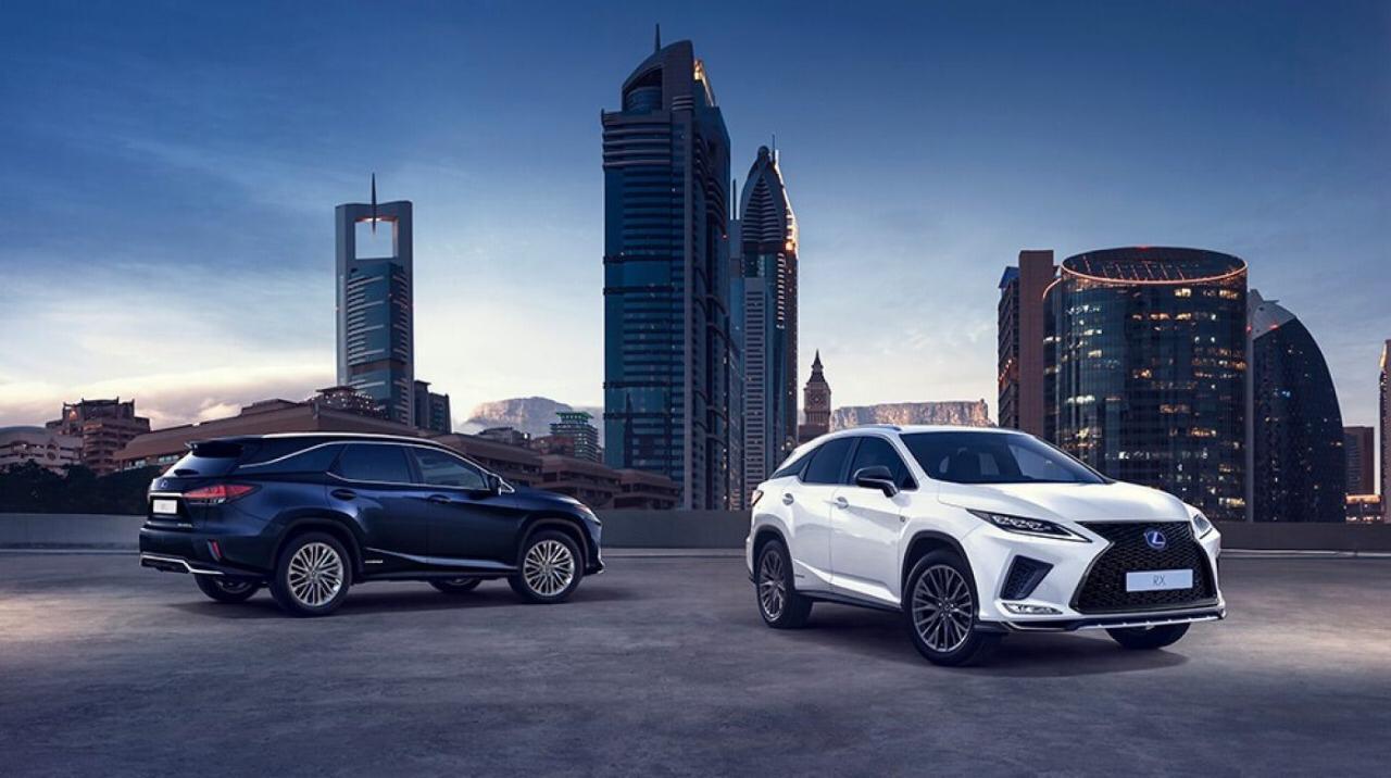 Lexus Fortaleza traz o novo SUV híbrido RX 450h